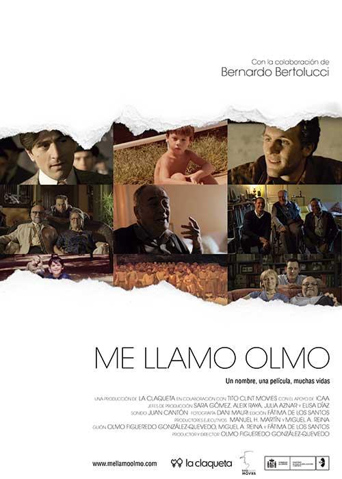 Me llamo Olmo